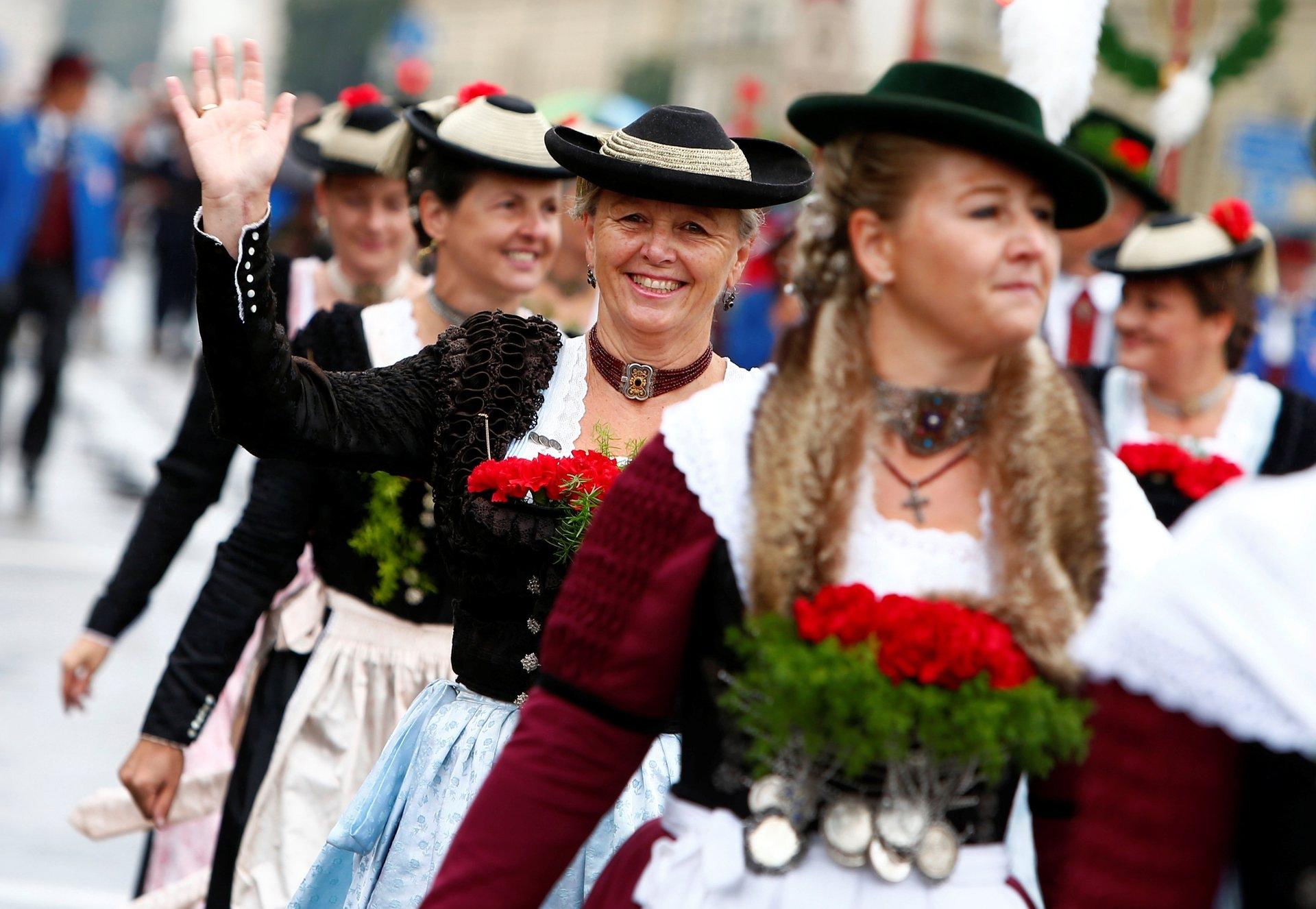 Các lễ hôi truyền thông ở Đức