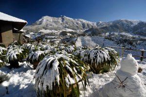 Ngắm vẻ đẹp huyền ảo, thơ mộng của Sapa trong những ngày mùa đông là một trải nghiệm tuyệt vời