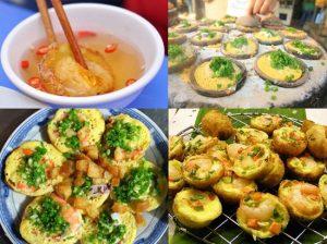 Bánh căn - hương vị đặc trưng của phố biển Nha Trang