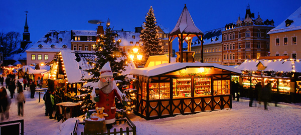 Lễ giáng sinh - Lễ hội truyền thống ở Đức