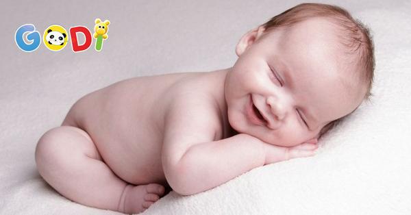 Những điều thú vị về trẻ sơ sinh khiến người lớn ngạc nhiên