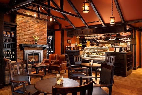 Thiết kế quán cafe thế nào cho hợp lý