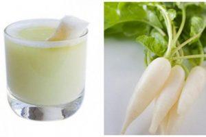 Củ cải chống oxy hóa và hỗ trợ giải độc gan hiệu quả