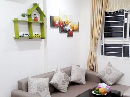 Lời khuyên cho những căn hộ chật hẹp