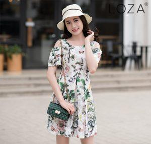 Chiếc đầm cut -out mang đến nét gợi cảm, cá tính cho bạn nữ trong mùa hè