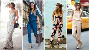 """jumpsuit - item thời trang """"hot"""" 2017"""