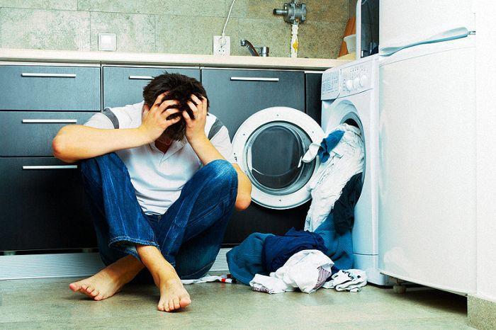 Tự sửa máy giặt tại nhà không còn khó khăn