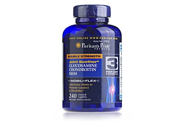 Glucosamine puritan's pride 120 viên