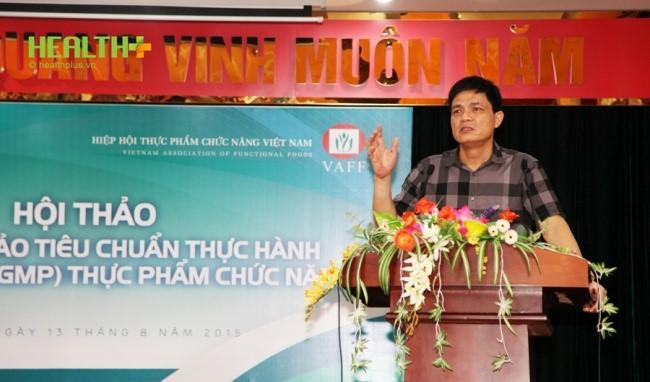 Sự kiện nổi bật của Hiệp hội thực phẩm chức năng Việt Nam năm 2015