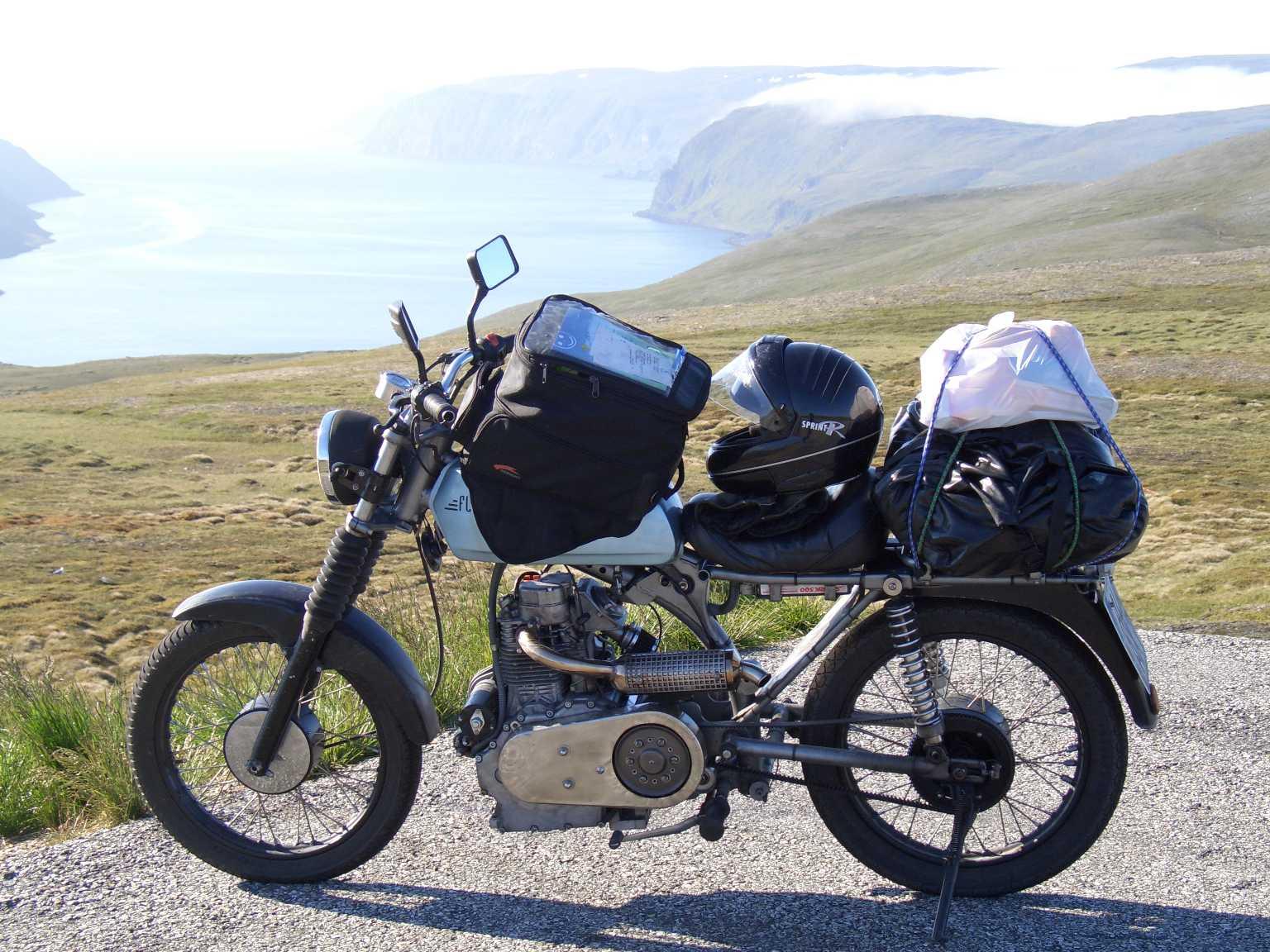 Những chuẩn bị cần thiết cho phương tiện khi phượt bằng xe máy