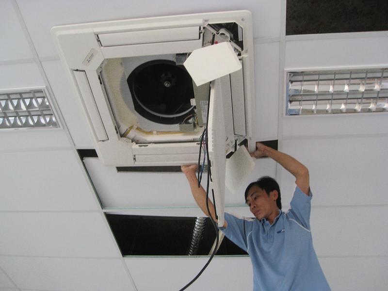 Dịch vụ sửa chữa điều hòa âm trần chuyên nghiệp
