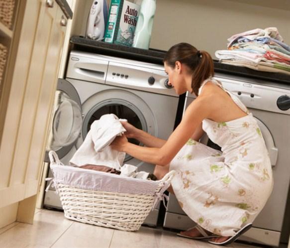 Quên không kiểm tra đồ trong túi khi sử dụng chiếc máy giặt