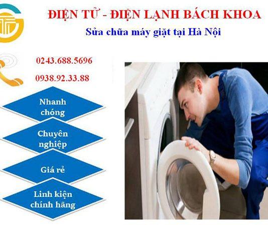 Cách fix lỗi máy giặt đang hoạt động thì ngừng không giặt