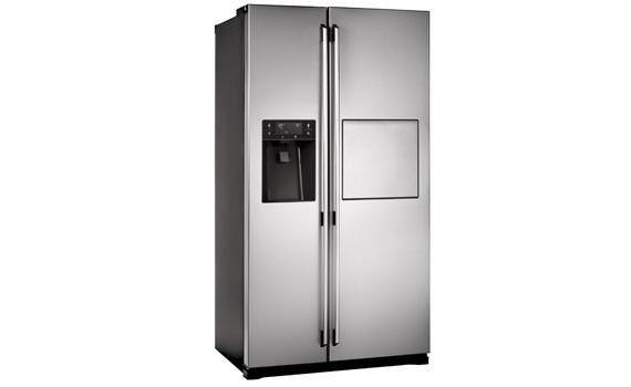 Tủ lạnh Toshiba khá đẹp và bắt mắt
