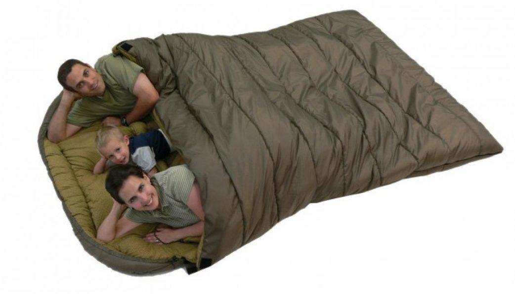 Túi ngủ là vật dụng đa năng, tiện lợi