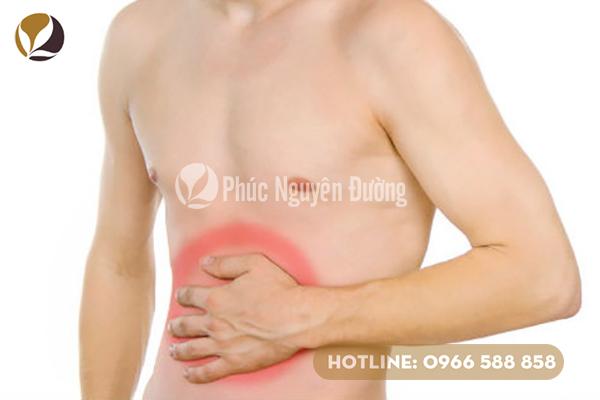Không nên dùng nhân sâm khi bị đau dạ dày