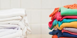 Quần áo mới mua về có nên giặt không?