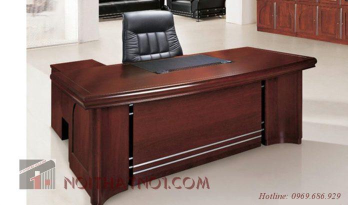 Mẫu bàn giám đốc cao cấp đẹp