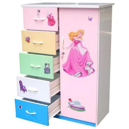 Cách chọn tủ đựng quần áo và cách sắp xếp tủ quần áo cho bé khoa học