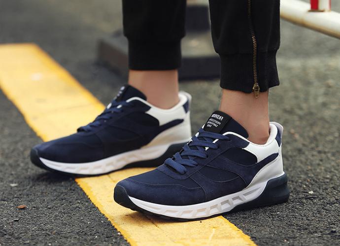 Khi lựa chọn giày thể thao hãy chọn đôi giày bản thân cảm thấy thoải mái nhất