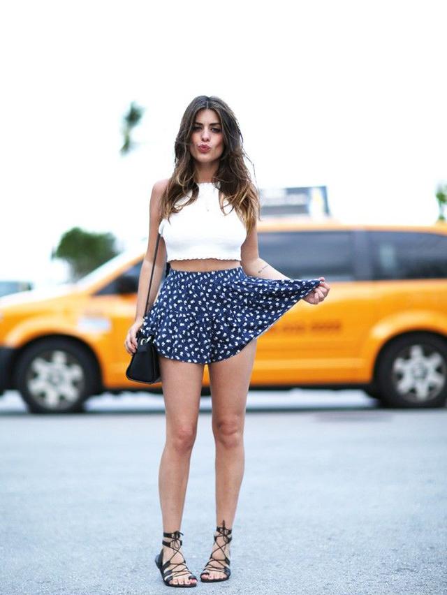 Sandal - item thời trang không thể thiếu của chị em trong mùa hè