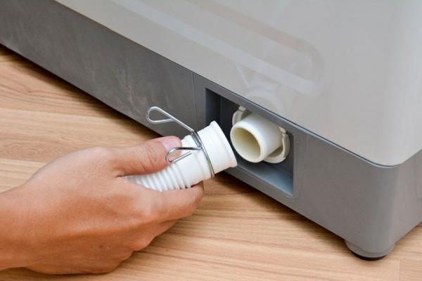 Đường kính ống thoát nước máy giặt là bao nhiêu?