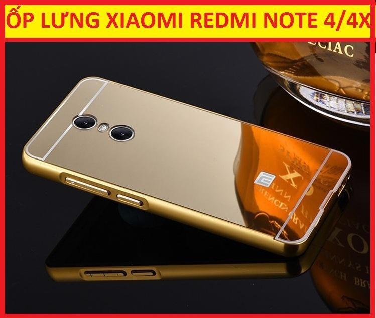 Mẫu ốp điện thoại xiaomi redmi note 4x viền kim loại