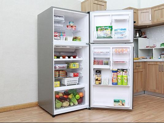 Nguyên lý hoạt động của tủ lạnh không đóng tuyết
