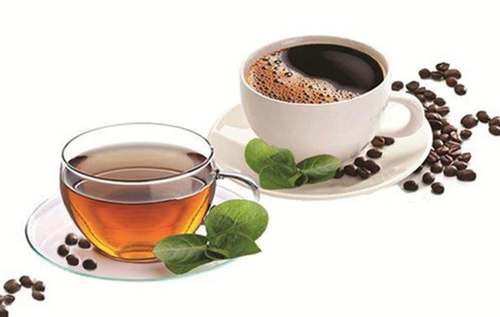 Cafein có trong các sản phẩm như café, trà, soda