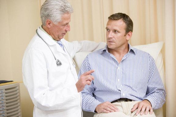 tốt nhất hãy đến kiểm tra bác sĩ