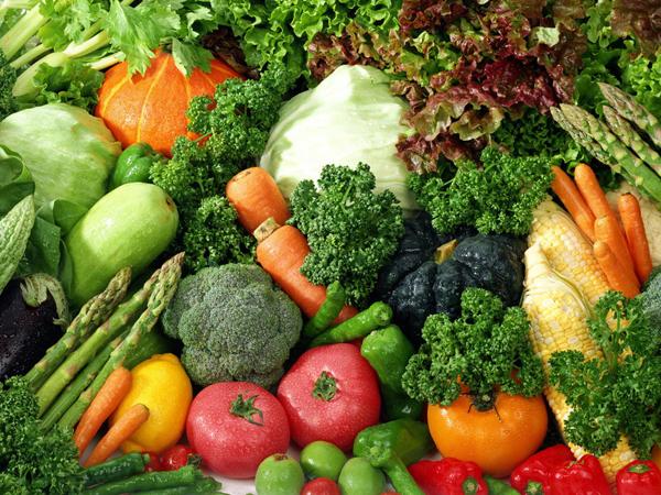 Ăn nhiều sản phẩm thực vật