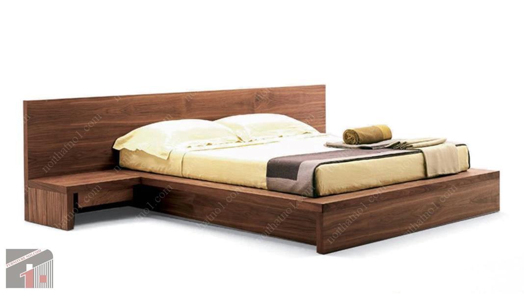 Top địa chỉ bán giường ngủ gỗ công nghiệp tại Hà Nội giá rẻ