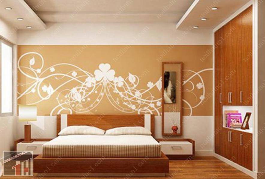 Top địa chỉ bán giường ngủ gỗ công nghiệp tại Hà Nội hiện đại