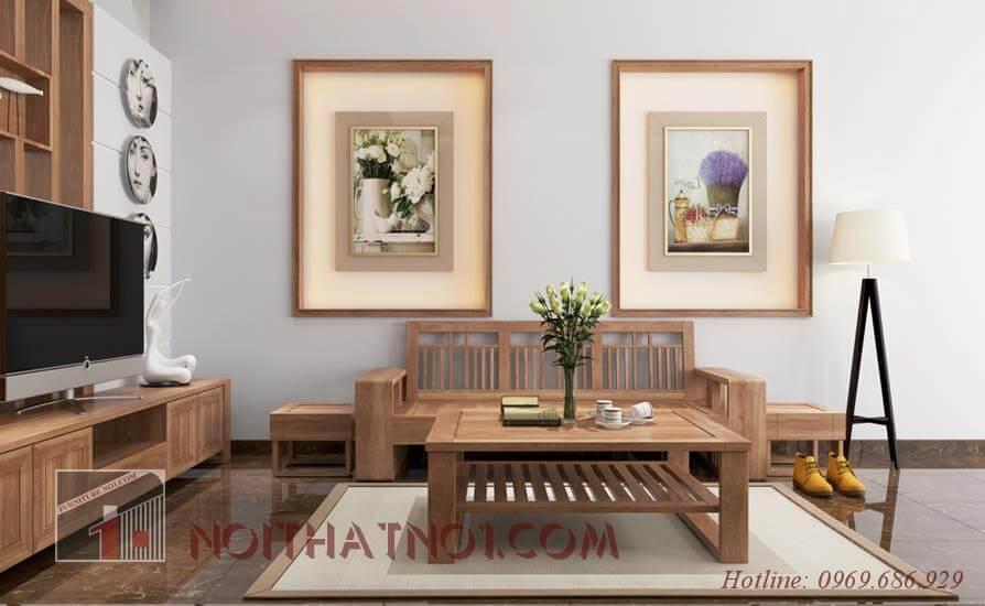 Mẫu bàn ghế phòng khách nhỏ nhà chung cư