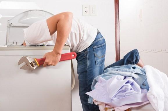 Tự sửa máy giặt tại nhà