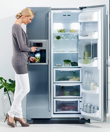 Sử dụng và lựa chọn tủ lạnh hợp lý