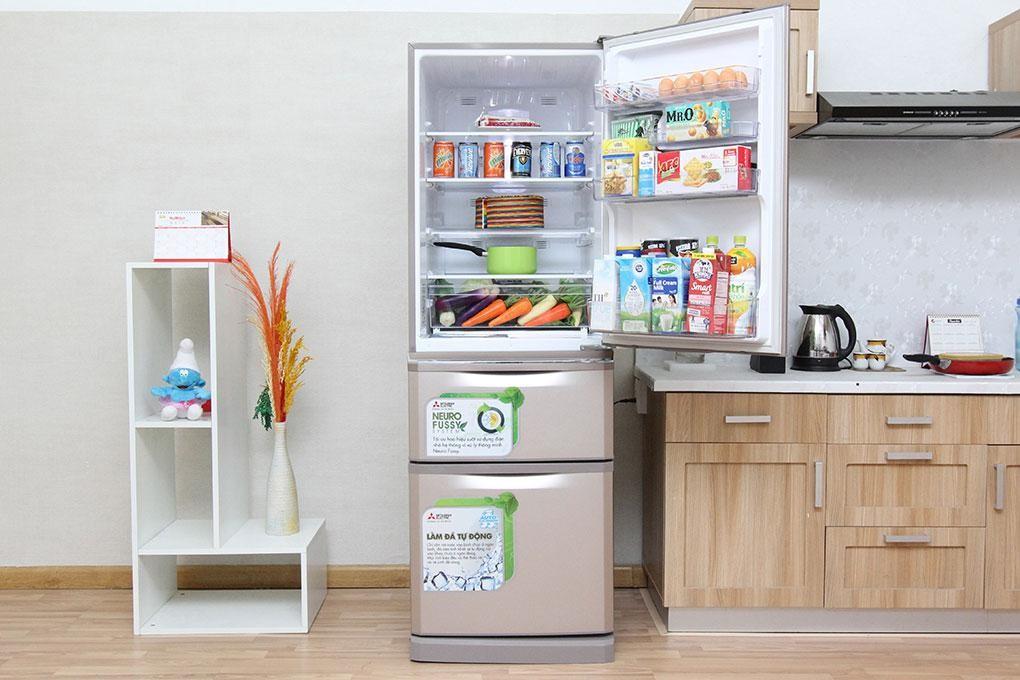 Hình ảnh tủ lạnh Mitsubishi
