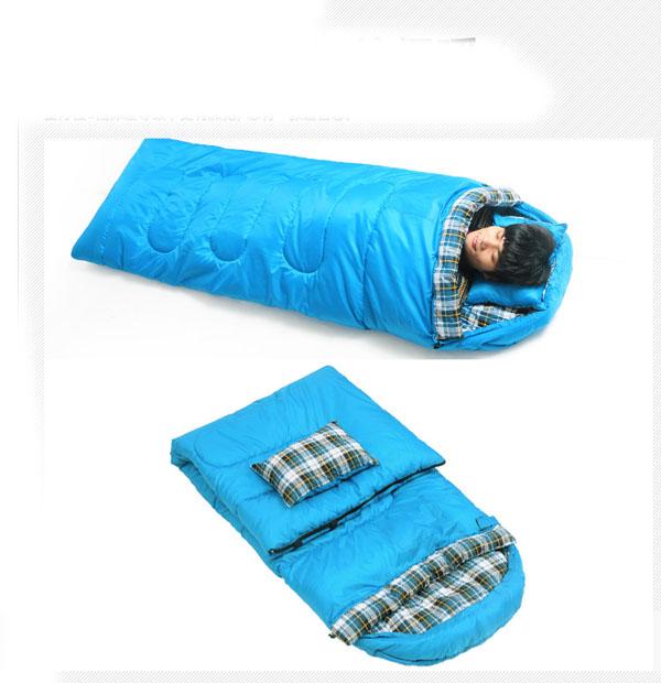 Túi ngủ giúp giữ ấm cơ thể