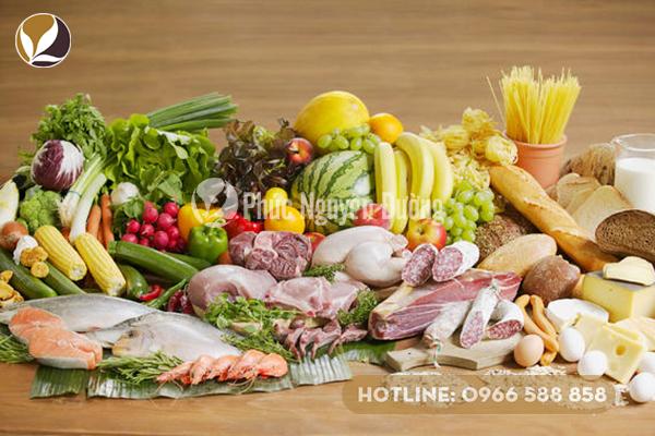 Nhóm thực phẩm chứa chất đạm