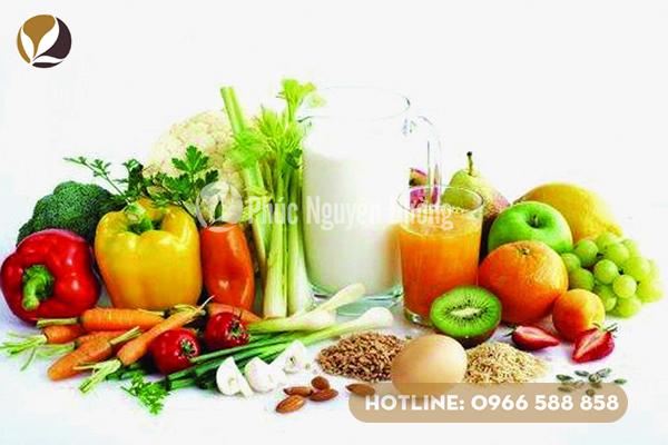 Chế độ ăn cho người muốn tăng cân