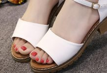 Những kiểu dáng sandal nữ cơ bản