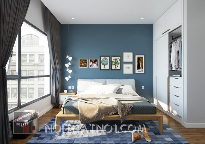 Chọn nội thất phòng ngủ cho người độc thân