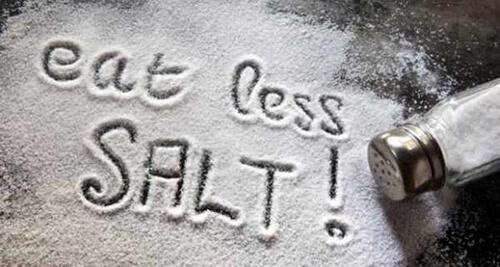 Người bị bệnh thận chỉ được phép ăn 1-2g muối/ngày