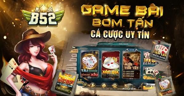 B52Club - Cổng game bài đổi thưởng chất lượng uy tín