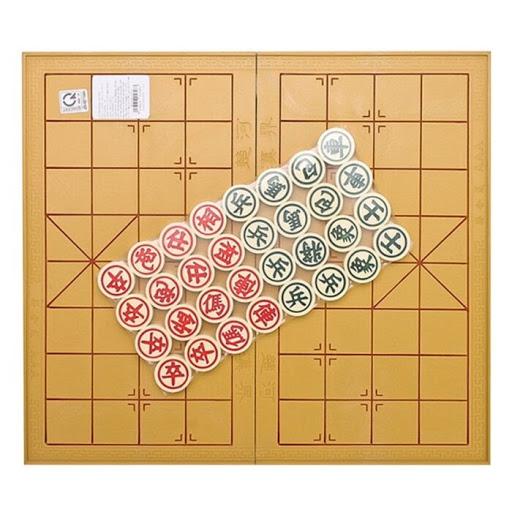 Mỗi bàn cờ tướng sẽ có tổng cộng 64 ô khác nhau