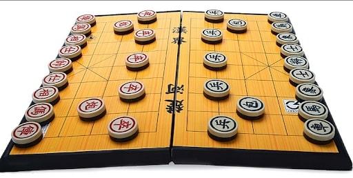 Cờ tướng là trò chơi có nguồn gốc từ Trung Quốc