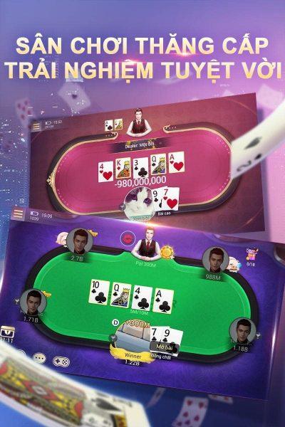 Poker Texas Việt Nam là sân chơi giải trí tuyệt vời của người chơi Việt
