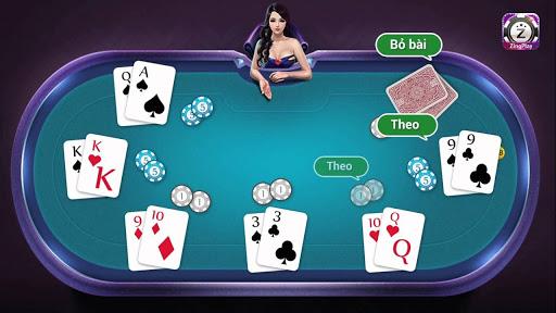 zingplay poker có nhiều mini game