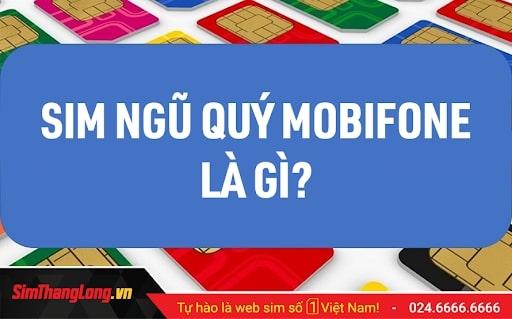 Kho SIM Ngũ Quý MobiFone Sim Thăng Long giá tốt nhất thị trường!
