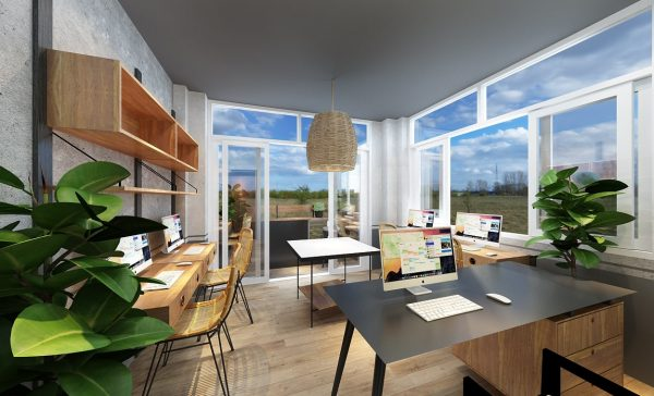 Nội thất cần được tối giản hóa để tiết kiệm không gian